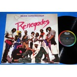 Brass Construction - Renegades - Lp - 1984 - Brasil