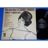 Connie Francis - The Very Best Of Connie Francis - Lp - 1963 - USA