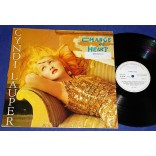 "Cyndi Lauper ‎- Change Of Heart - 12"" Single - 1986 - Promocional"