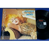 "Cyndi Lauper ‎- Change Of Heart - 12"" Single - 1986 - USA"