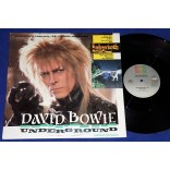 "David Bowie - Underground - 12"" Single - 1986 - USA - Promocional"
