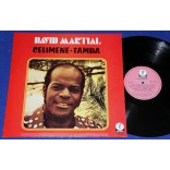 David Martial - Tamba / Celimene - Lp - 1977