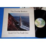 The Doobie Brothers ‎- Livin' On The Fault Line - Lp - 1977 - USA