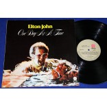 Elton John - One Day At A Time - Lp - 1976 - Capa Dupla