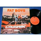 Fat Boys - Crushin' - Lp - 1987