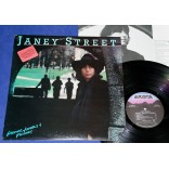 Janey Street - Heroes, Angels & Friends - Lp - 1984 - USA
