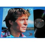 John Denver ‎- Higher Ground - Lp - 1989