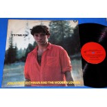Jonathan Richman & The Modern Lovers - It's Time For - Lp - 1987