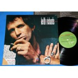 Keith Richards ‎- Talk Is Cheap - Lp - 1988 - Rolling Stones