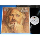 Kenny Rogers - Love Will Turn You Around - Lp - 1982