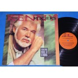 Kenny Rogers ‎- Something Inside So Strong - Lp - 1989