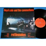 Lloyd Cole & The Commotions - Rattlesnakes - Lp - 1985