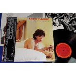 Mick Jagger - She's The Boss - Lp - 1985 - Japão - Rolling Stones