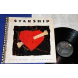 Starship - Love Among The Cannibals - Lp - 1989 - Airplane