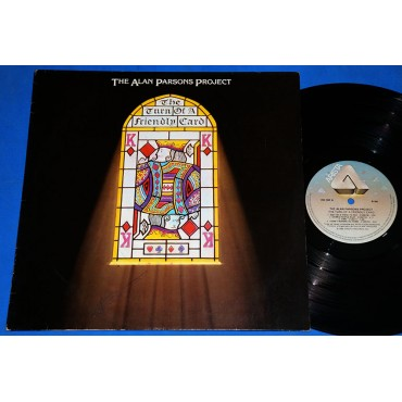 Alan Parsons Project - The Turn Of A Friendly Card - Lp - 1980