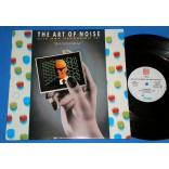 "The Art Of Noise With Max Headroom ‎- Paranoimia - 12"" Ep - 1986 - USA"
