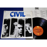 CIVIL - 1° Lp - 1987 Com Encarte Marcelo Nova