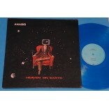 Anabis - Heaven On Earth - Lp  - 1980 - Alemanha - Vinil Azul