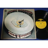 Atomic Rooster - Nice 'n' Greasy - Lp - 1973