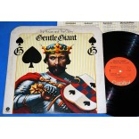 Gentle Giant ‎- The Power And The Glory - Lp - 1974 - USA
