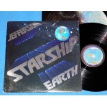 Jefferson Starship - Earth - Lp - 1978 - USA - Airplane
