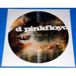 Pink Floyd - A Saucerful Of Secrets - Lp Picture Disc - UK - Lacrado