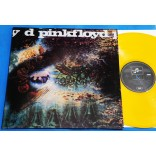 Pink Floyd - A Saucerful Of Secrets - Lp Amarelo - UK - Lacrado