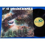Pink Floyd - A Saucerful Of Secrets - Lp - 1985 - Brasil