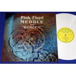 Pink Floyd - Meddle With Echoes - Lp Branco - Israel - Lacrado