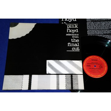 "Pink Floyd - Selections From The Final Cut - 12"" Single Promocional - 1983 - USA"