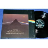Pink Floyd - The Dark Side + 3 Posters - Lp 180gr - 2003 - 30th Anniversary - EU