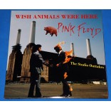 Pink Floyd - Wish Animals Were Here - Lp Duplo Colorido Lacrado 2014