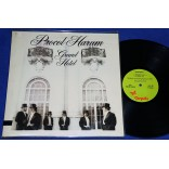 Procol Harum - Grand Hotel - Lp - 1973 - USA - Capa Dupla