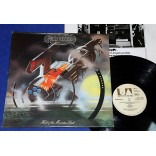 Hawkwind - Hall Of The Mountain Grill - Lp - 1974 - USA Motorhead