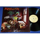 Marillion - Script For A Jester's Tear - Lp - 1985 - Capa Dupla