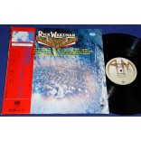 Rick Wakeman - Journey To The Centre Of The Earth - Lp - 1974 - Japão