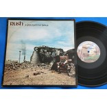 Rush - A farewell to kings - Lp - 1977 - Brasil