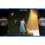 Rush - Exit...Stage left - Lp Duplo - 1981