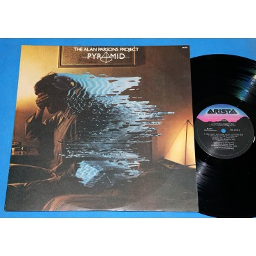 Alan Parsons Project - Pyramid - Lp - 1985