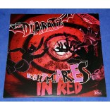 As Diabatz - Nightmares In Red - Lp + Cd - 2018 - Bélgica - Lacrado