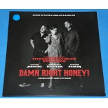 The Hillbilly Moon Explosion - Damn Right Honey! -  Lp Azul - 2013 - EU - Lacrado