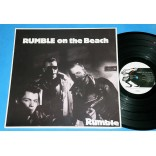 Rumble On The Beach - Rumble - Lp - 1988 - Alemanha