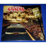 Sick Sick Sinners ‎- Road Of Sin - Lp - 2016 - Alemanha - Lacrado