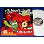 Spellbound vs The Mullet Monster Mafia - Clash Of The Irresistible - Lp Branco - 2013 - EU