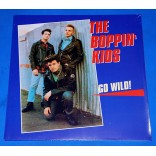 The Boppin' Kids - Go Wild - Lp - 2002 - Alemanha - Lacrado
