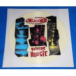 The Celicates ‎- Suicide Boogie - Picture Disc Lp 1998 - Alemanha