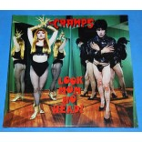 The Cramps ‎- Look Mom No Head - Lp 1991 EU Lacrado