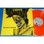 The Cramps ‎- Bad Music For Bad People - Lp Amarelo - UK - Lacrado
