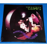 The Cramps - Psychedelic Jungle - Lp - EU - Lacrado