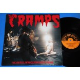 The Cramps - RockinnReelininAucklandNewZealandXXX - Lp - 1987 - Alemanha